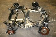 2007-2008 Acura Tl Type-s Front Rear Subframes Brembo Calipers Brakes
