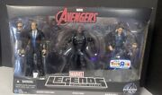 Marvel Legends Agents Of Shield 3 Pack Agent Coulson Nick Fury Maria Hill Tru
