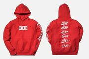 Kith X Coke Coca-cola Across The Globe Hoodie Size L Limited Run Of 150