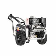 Simpson Cleaning Alwb60828 Aluminum Gas Pressure Washer Powered By Honda Gx39...