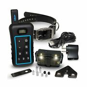 Dog Training Collar With Remote Led Night Light, Removable Shock, Vibration...