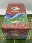 Panini World Cup 2006 World Cup - Factory Sealed Box Of 36 Packets Ronaldo Messi