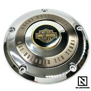 Genuine Harley Oem 110 Year Anniversary Touring Twin Cam Derby Cover 5 Hole