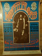 Motherload - Big Brother Rick Griffin - 1st Print Family Dog 60-1 Excellent