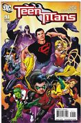 Teen Titans 91 Nm- Variant Cover Very Hard To Find Htf 2011 Dc Comics