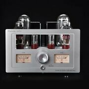 Audio Sg-845-7 Stereo Tube Amplifier Tube Amp Without Bluetooth Rated 21w+21w