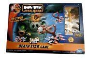 Angry Birds Star Wars Jenga Death Star Game 100 Complete