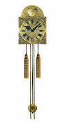 Modern Wall Clock With Mechanical Movement From Ams Am H539 New
