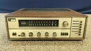 Fisher 400 400t Solid State Fm Am Stereo Receiver Phono Aux Tune-o-matic Working