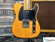 2002 Fender And03952 Telecaster Reissue Tl52-80tx-texas Special Pickups-made In Japan