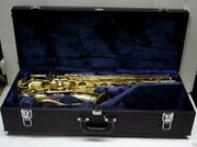 Yamaha Yts-62 Tenor Saxophone Purple Label Japan Case And Mouthpiece Included