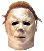 Michael Myers Halloween 2 Full Head Costume Mask Adult One Size