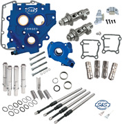 Sands Tc3 Oil Pump + 585ce Cam Chest Kit Chain Drive Harley Twin Cam 07-16