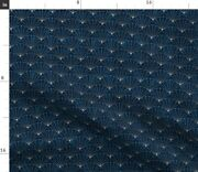 Sashiko Japanese Traditional Quilt Origami Spoonflower Fabric By The Yard