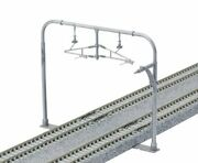 Kato 23-062 Double Track Catenary Pole Set Wide Arch N Scale