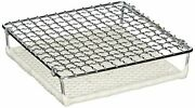 Marujyu Woven Wire Rack Ceramic Far-infrared Cooking Barbecue Grill Mesh 15cm