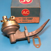 Nos Gm Ac Fuel Pump 1965-1966 Oldsmobile Olds Cutlass 442 With A/c 6415884 40262
