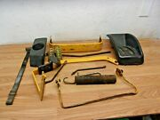 Cub Cadet Hds 2135 Pedals , Springs , Cup Holder , Shifter Plate , Misc Parts