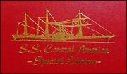 Ss Central America Tommy Thompson United States Coins 2002 Red Book New