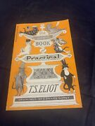 Old Possums Book Of Practical Cats T.s. Eliot Paperback