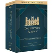 Downton Abbey The Complete Series Plus The Movie Boxed Set Dvd Region 1 Us