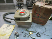 1951 1952 Dodge Truck And Car D39 D40 Plymouth P22 P23 Heater Box Deluxe Nos
