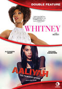 Lions Gate Home Ent D47824d Whitney/aaliyah-double Feature Dvd/sgl Disc