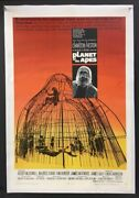 Planet Of The Apes Original Movie Poster Charlton Heston Hollywood Posters
