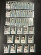 2011 Topps Tier One - On The Rise Prospect Autograph Complete Set 55 Cards 💫