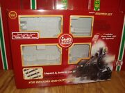 Lgb 72442 Nyc Freight Train Starter Set Box And Foam Insert Only Ln Condition