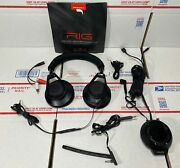 Plantronics Rig Stereo Gaming Headset With Mixer For Xbox 360/ps3/pc - Warranty