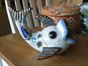 Mexican Pottery By Ken Edwards
