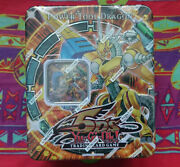 Power Tool Dragon Collectible Tin 2009 Wave 1 Yugioh 5ds Factory Sealed