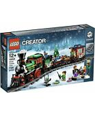 Lego Creator 10254 Winter Holiday Train Power Functions Included