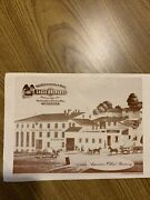 D.g. Yuengling And Son Eagle Brewery Pottsville Pa 7.5 X 10.5