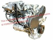 2001 2002 2003 Toyota Highlander Engine Replacement 3.0l 1mz 1mzfe 6 Cyl 4wd Awd