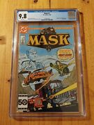 Mask 1 Cgc 9.8 Animated Kenner Toy Adaptation 4 Part Mini Series