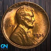 1936 D Lincoln Cent Wheat Penny -- Make Us An Offer K6127