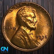 1936 D Lincoln Cent Wheat Penny -- Make Us An Offer K6134