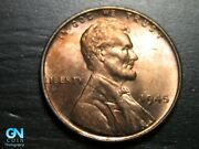 1945 P Lincoln Cent Wheat Penny -- Make Us An Offer K1695