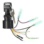 Ignition Key Switch Off Run Start 87-17009a5 For Marine Mercury Outboard Parts
