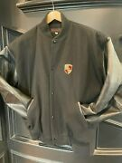 Brand New Porsche Factory Jacket. Size L. Free Shipping In The Usa.