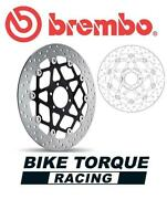 Brembo Upgrade Front Brake Disc To Fit Cagiva Super City 1992 - 2000