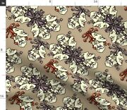 Theater Masks Plays Tragedy Drama Theatrical Spoonflower Fabric By The Yard