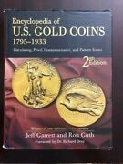 Encyclopedia Of Us Gold Coins 1795 1933 Book Coinage Collection New 2nd Edition