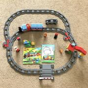 Lego Duplo 10507 My First Train + 10506 Rail Extension Track System Complete Set