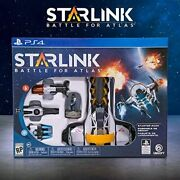 Starlink Battle For Atlas Ps4 Game Starship Pilot Weapon Controller Mount Poster