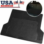 Pvc Car Trunk Cover Protector Rear Cargo Mat Heavy Duty Universal For Truck Suv