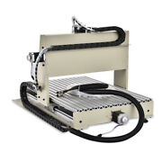 Usb 4 Axis 1500w Vfd Cnc 6040 Router Engraver Woodworking Milling Machine+remote