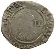 Great Britain 2 Pence Twopence Halfgroat Charles I. 1625-1649 T158 479